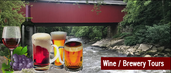 Wine Tours Brewery Rochester